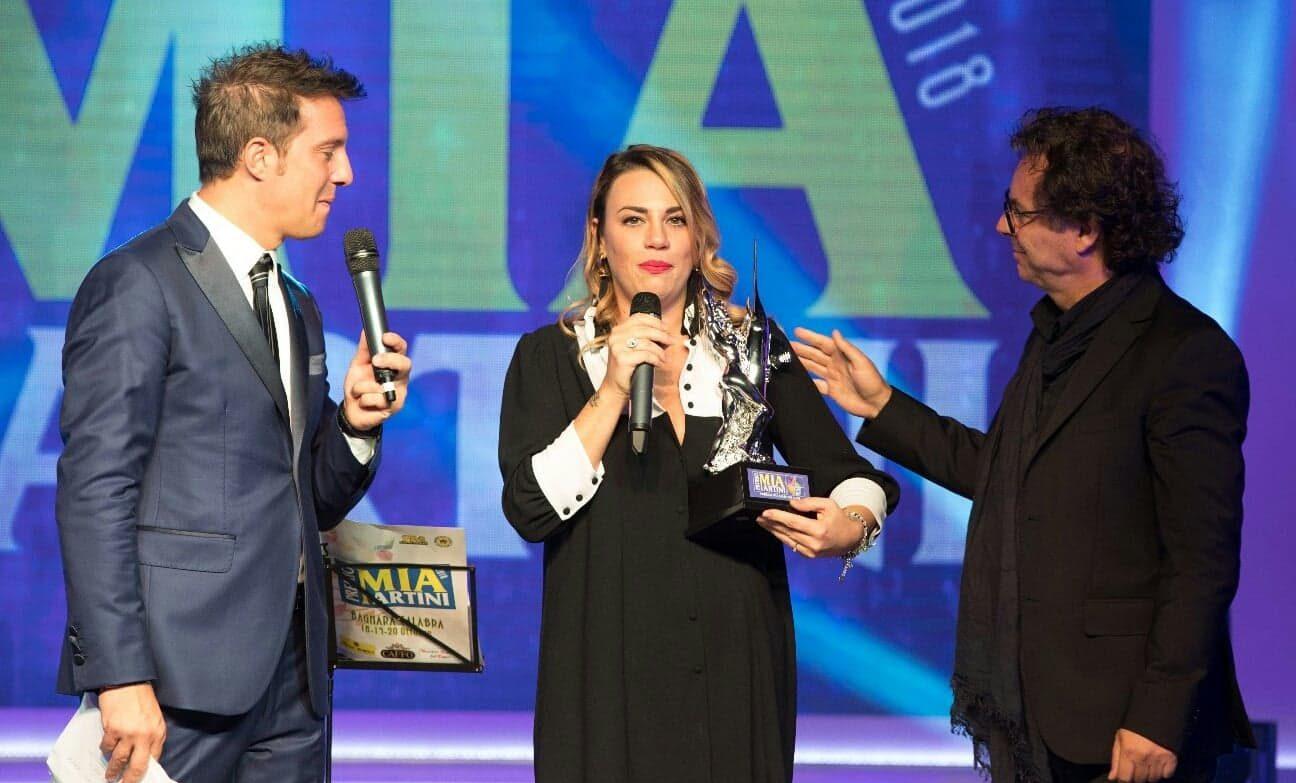 a ROBERTA BONANNO il Premio Mia Martini 2018