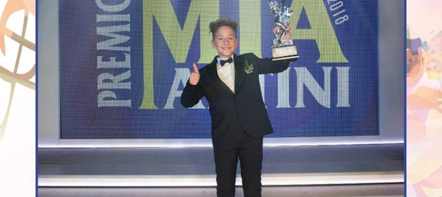 MARCO BONI trionfa alla 24^ edizione del Premio Mia Martini.