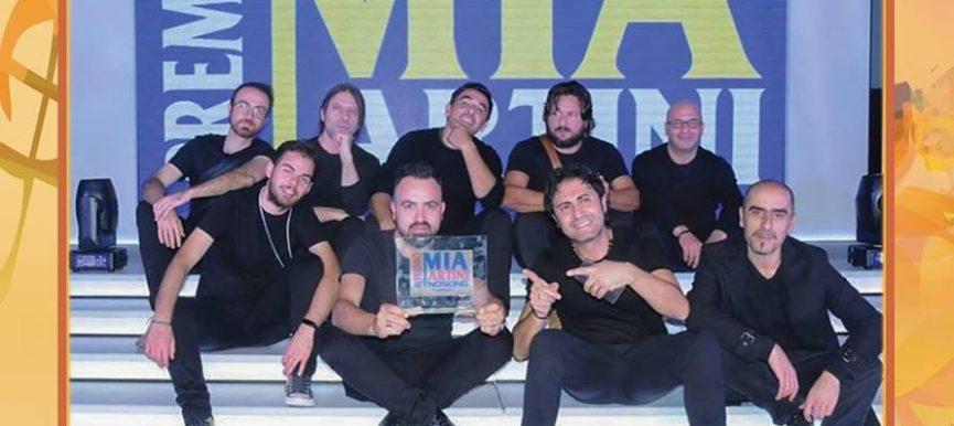 OFFICINE POPOLARI LUCANE vincono la sezione ETNOSONG del Premio Mia Martini 2018