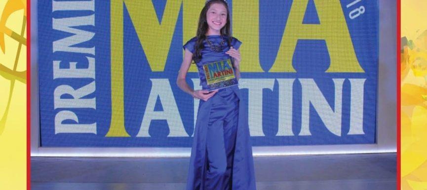 VOLA IN KAZAKISTAN il Premio Mia Martini UNA VOCE PER MIMI' 2018