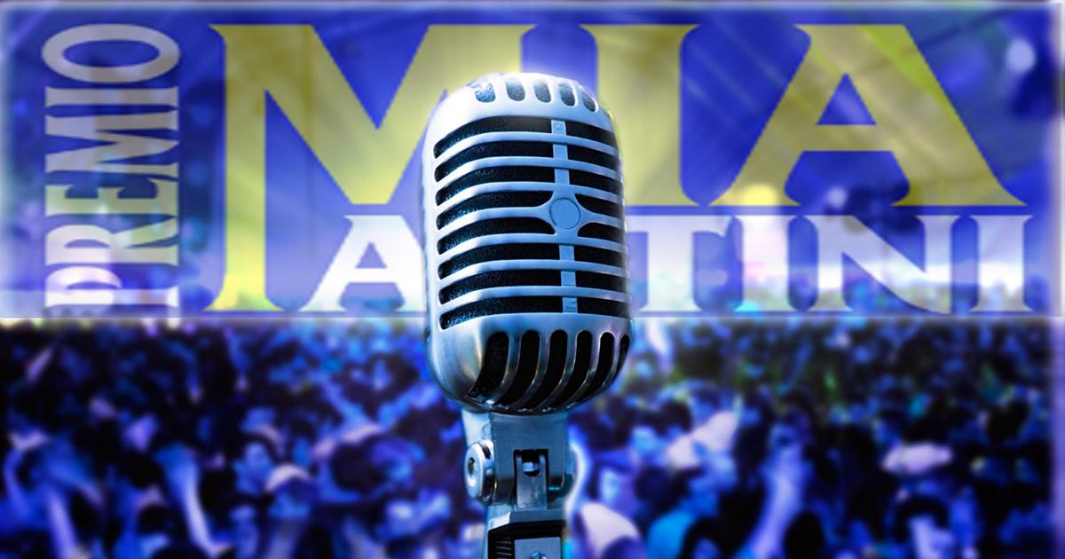 Continuano con l'invio di un Demo  le Audizioni del premio Mia Martini 2020