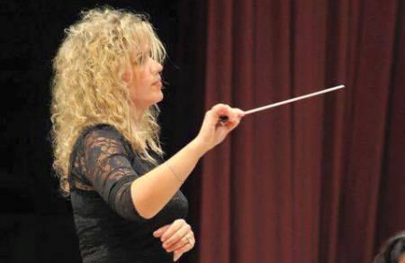 CETTINA NICOLOSI - Direttore D'orchestra (Commissione Artistica)