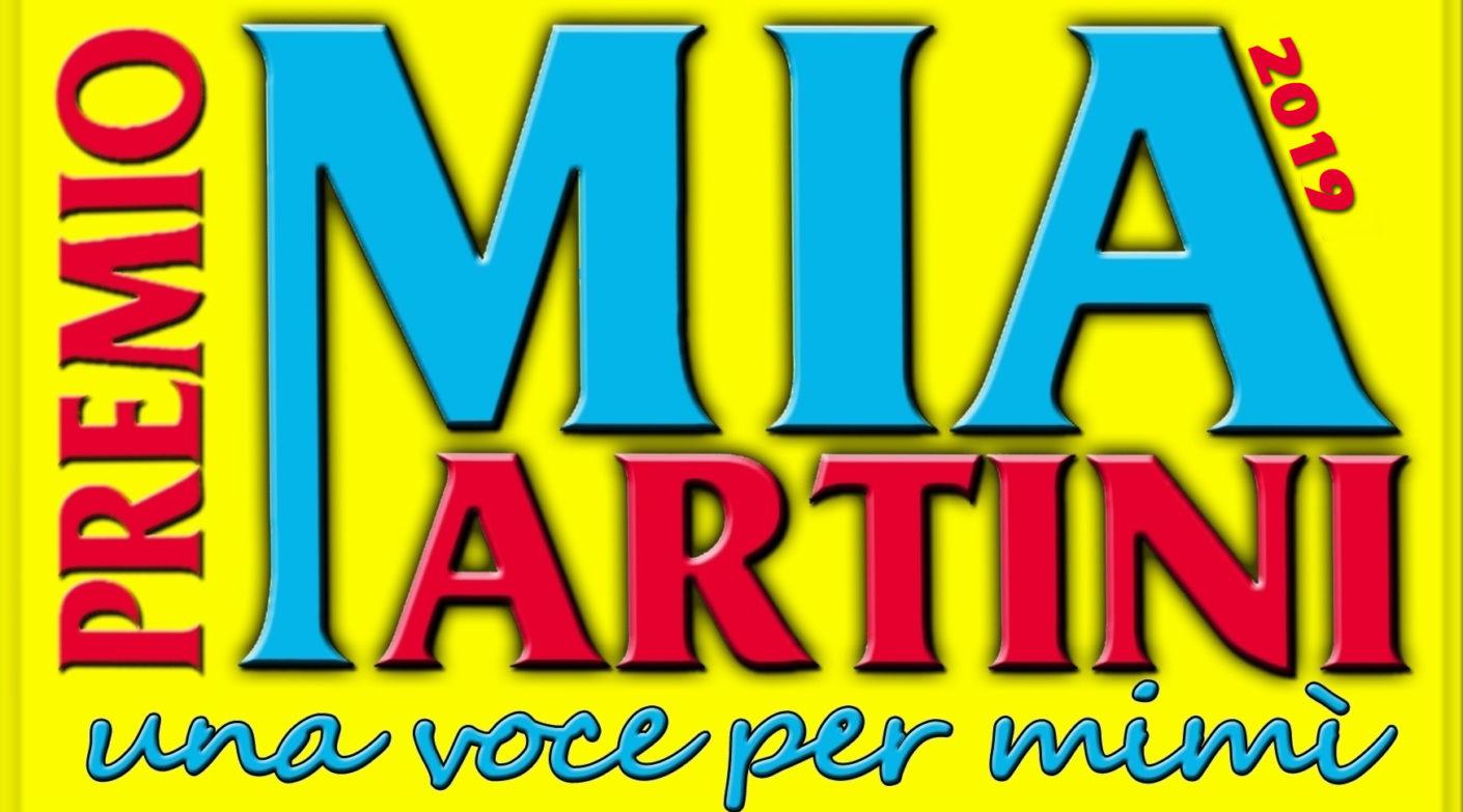 Gli ammessi alla fase radiofonica del Premio Mia Martini UNA VOCE PER MIMI' 2019