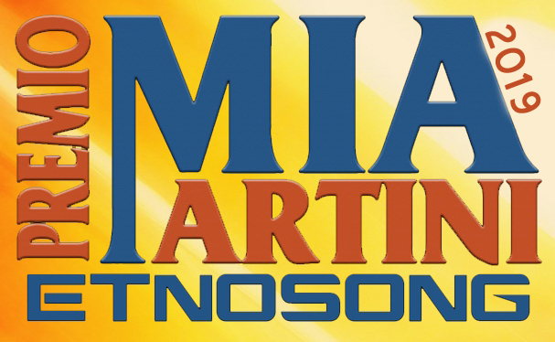 AMMESSI al premio Mia Martini ETNOSONG 2019