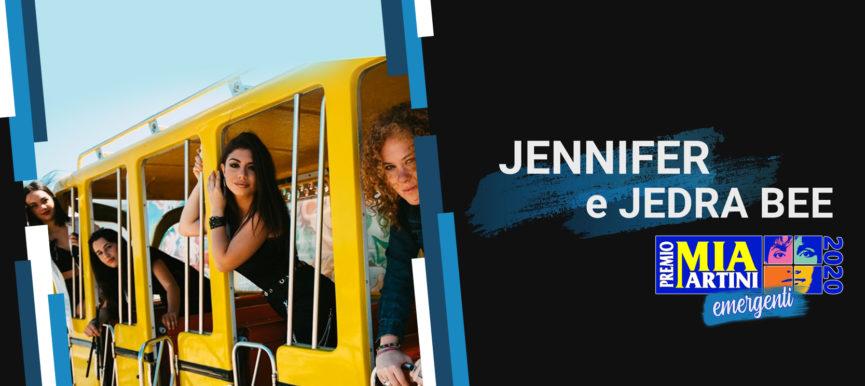 Jennifer & Jedra Bee