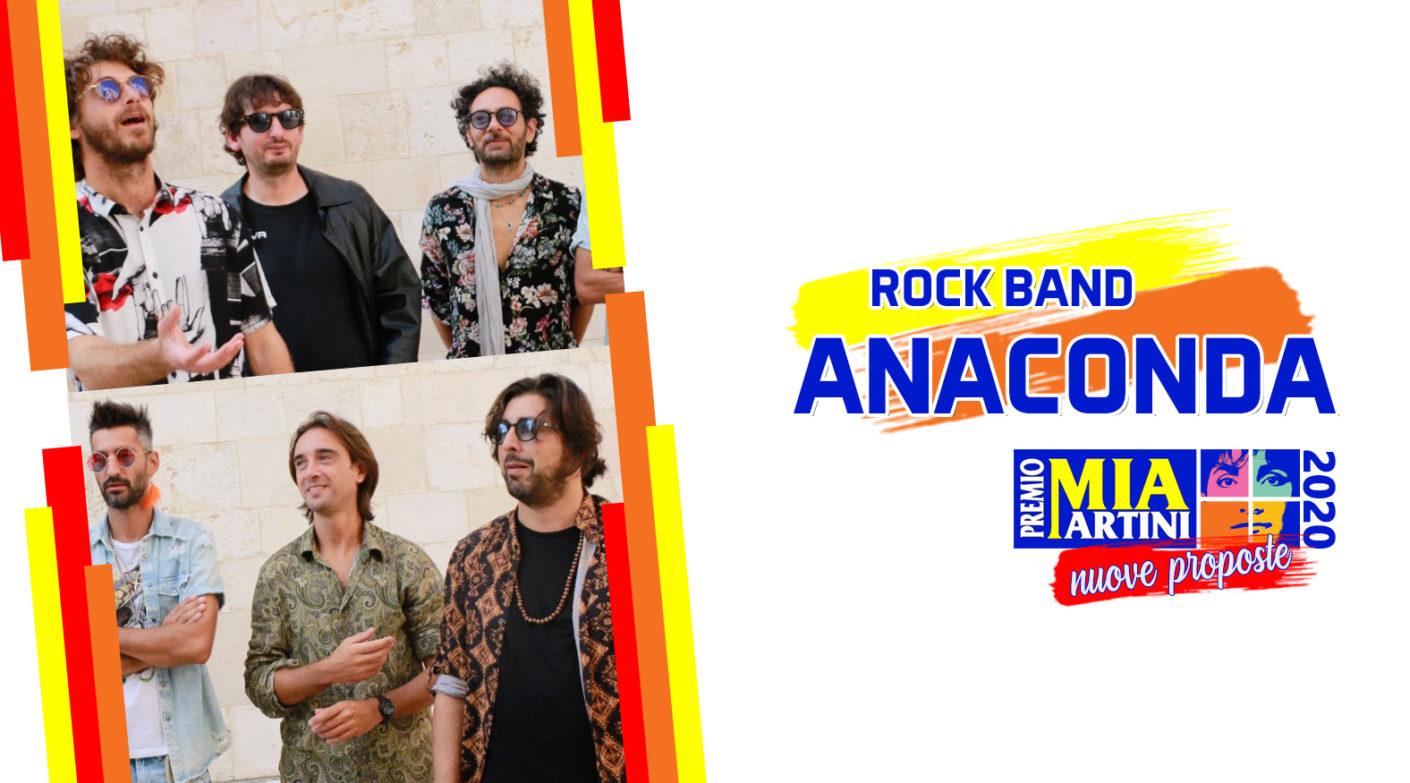 Anaconda Rock Band