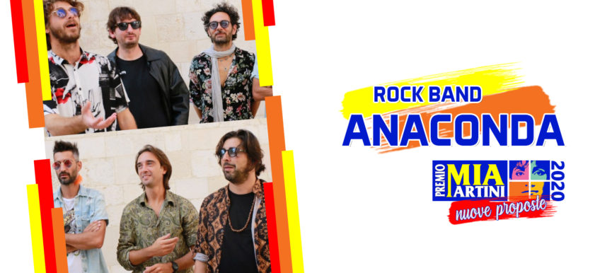 Anaconda Rock Band